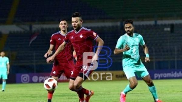 ملخص مباراة الأهلي وبيراميدز في الدوري المصري