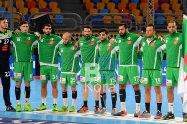 نتيجة مباراة الجزائر والمغرب كأس العالم لكرة اليد