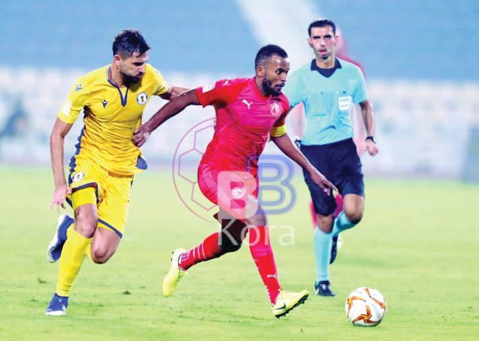 نتيجة مباراة العربي والخور الدوري القطري