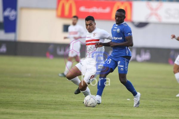 اللاعب مصطفى محمد