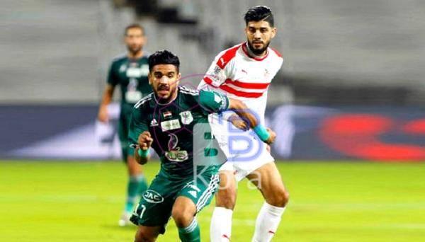 أهداف مباراة الزمالك والمصري البورسعيدي اليوم في الدوري المصري