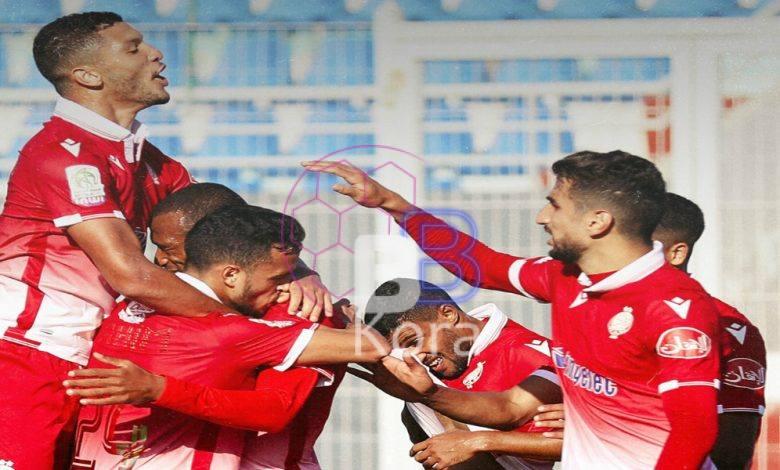 موعد مباراة الإياب بين الوداد والملعب المالي في دوري أبطال أفريقيا والقنوات الناقلة