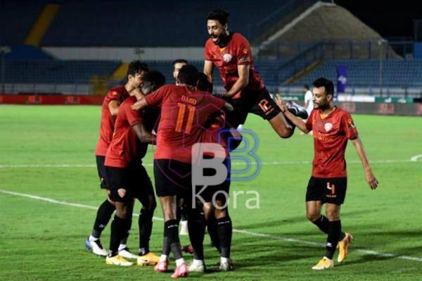 أهداف مباراة إنبي وسيراميكا اليوم في الدوري المصري