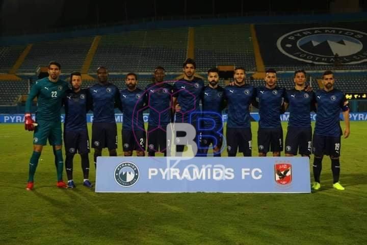 تشكيل بيراميدز استعدادا لمواجهة المصري في الدوري