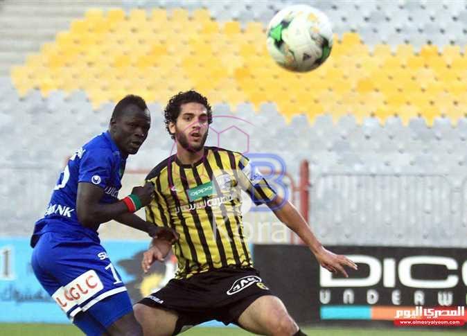 نتيجة مباراة المقاولون العرب وسموحة الدوري المصري