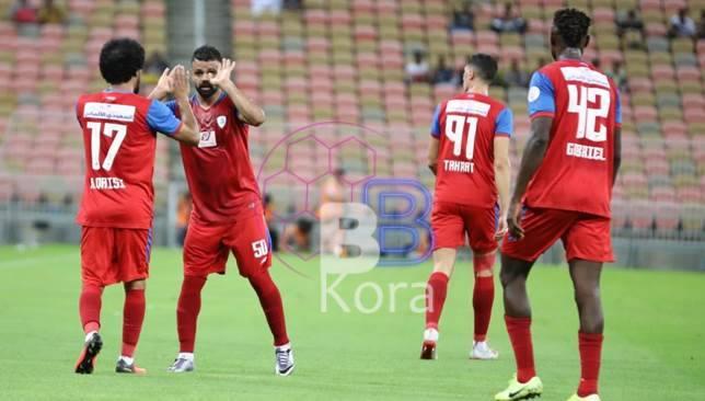 نتيجة مباراة العين وأبها الدوري السعودي للمحترفين