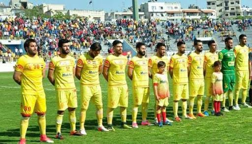 نتيجة مباراة تشرين والنورس كأس سوريا