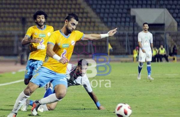 نتيجة مباراة الإسماعيلي وبيراميدز الدوري المصري