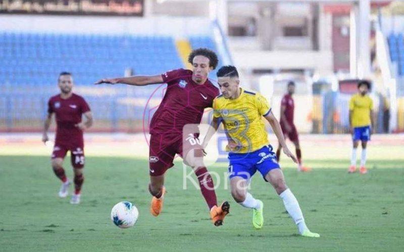 نتيجة مباراة الاسماعيلي ومصر المقاصة الدوري المصري