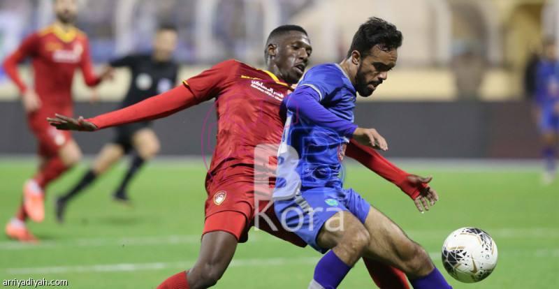 نتيجة مباراة الفتح وضمك الدوري السعودي للمحترفين