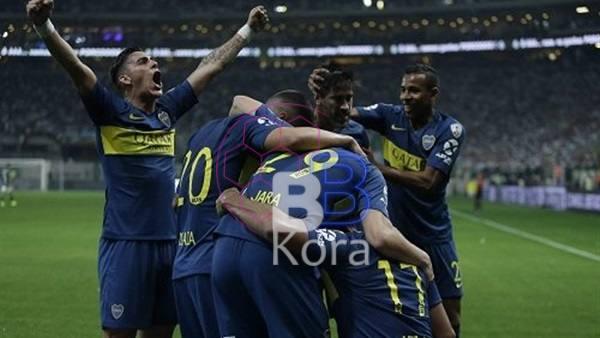 نتيجة مباراة بوكا جونيورز وسانتوس كأس الليبرتادوريس
