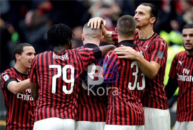 نتيجة مباراة ميلان وسامبدوريا اليوم في الدوري الإيطالي