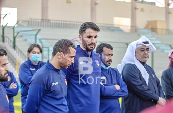 مدرب شباب ضمك يتولى تدريب الفريق بعد رحيل نورالدين بن زكري