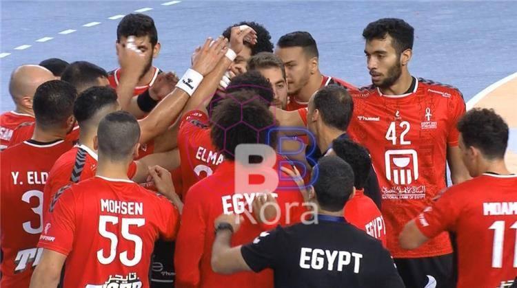 نتيجة مباراة مصر وروسيا كأس العالم لكرة اليد