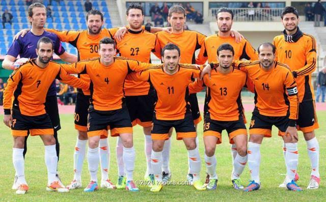 نتيجة مباراة الوحدة والعربي الدوري كأس سوريا
