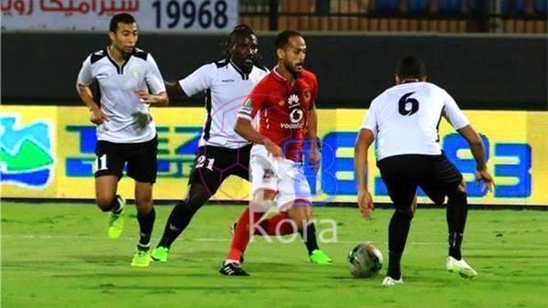 نتيجة مباراة الأهلي وطلائع الجيش اليوم في الدوري المصري