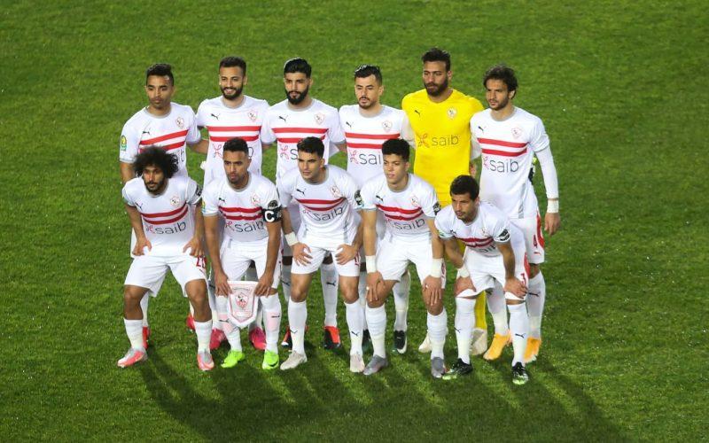 نتيجة مباراة الزمالك والاسماعيلي الدوري المصري