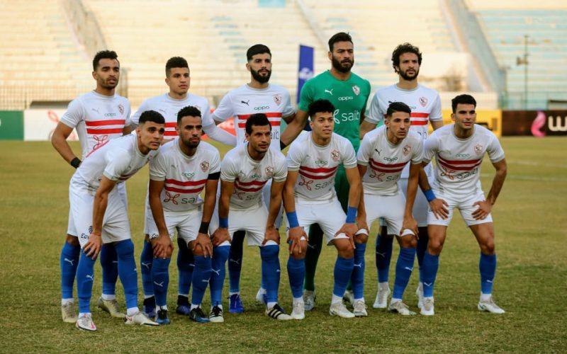 نتيجة مباراة الزمالك والاتحاد السكندري الدوري المصري