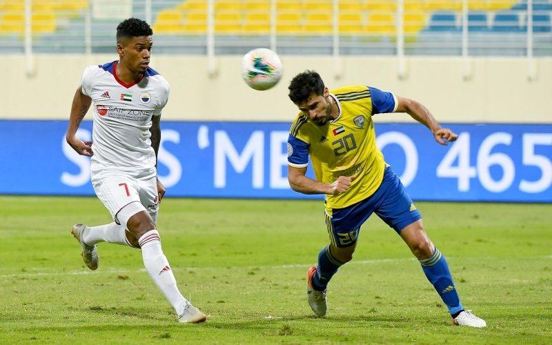 نتيجة مباراة الظفرة والشارقة دوري الخليج العربي الاماراتي