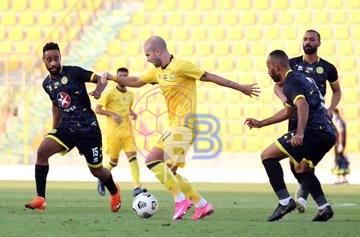 مباراة الوصل واتحاد كلباء دوري الخليج العربي الاماراتي
