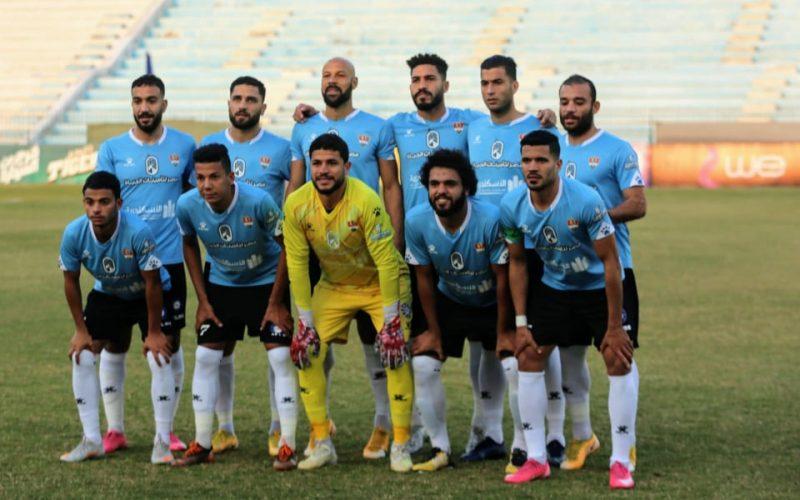 نتيجة مباراة غزل المحلة وسيراميكا الدوري المصري