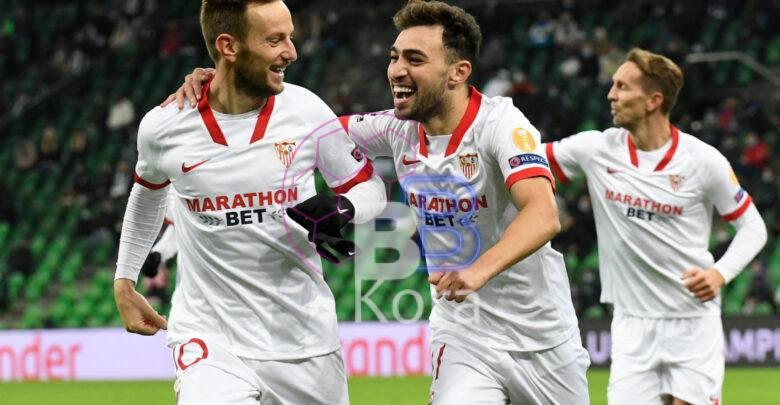 نتيجة مباراة ألميريا وإشبيلية ربع نهائي كأس إسبانيا 2021