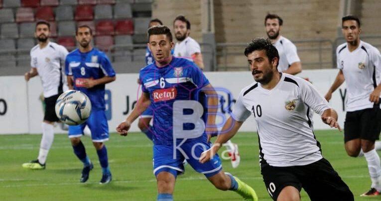 نتيجة مباراة الأردن وطاجيكستان