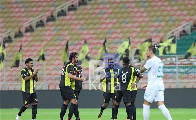 نتيجة مباراة الاتحاد والفتح الدوري السعودي للمحترفين