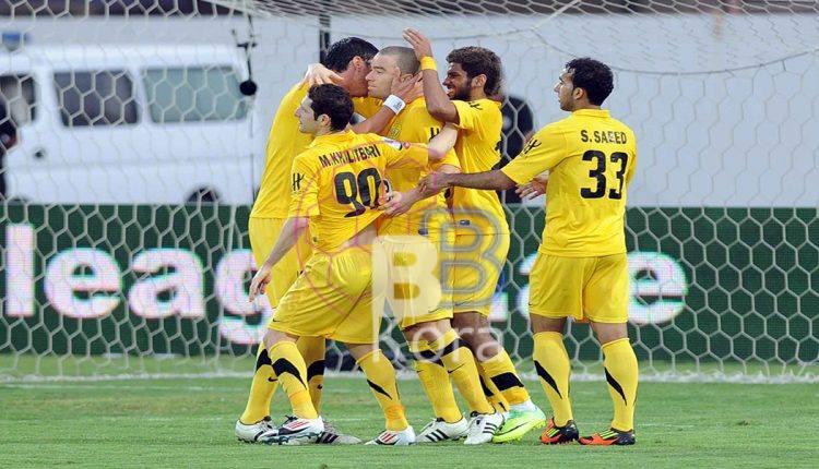 نتيجة مباراة الوصل وحتا دوري الخليج العربي الاماراتي