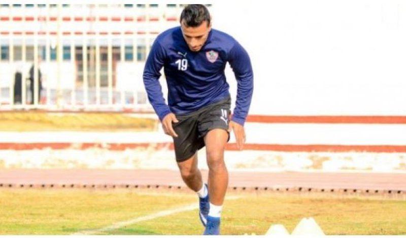 عبدالشافي يواصل التأهيل بعد التعافي من الإصابة
