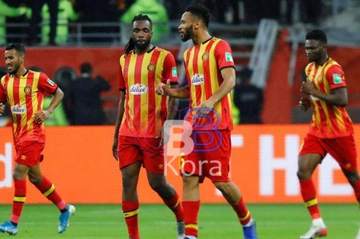 نتيجة مباراة الترجي الرياضي وتونغيث دوري أبطال أفريقيا