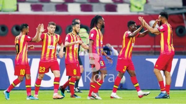 نتيجة مباراة الترجي والنادي البنزرتي الدوري التونسي