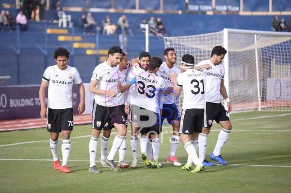 نتيجة مباراة الجونة وكيما أسوان كأس مصر