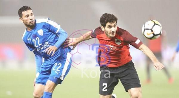 نتيجة مباراة الخريطيات والريان دوري نجوم قطر