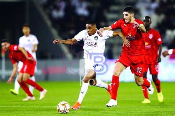 نتيجة مباراة الدحيل والسد اليوم في نهائي كأس قطر