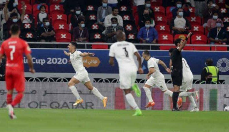 نتيجة مباراة السد والعربي دوري نجوم قطر