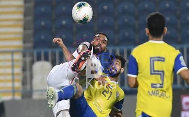 نتيجةمباراة الظفرة والجزيرة الدوري الإماراتي