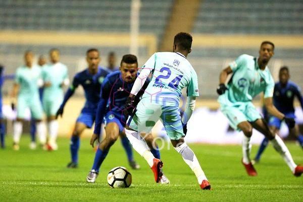 نتيجة مباراة الفتح والهلال اليوم في الدوري السعودي