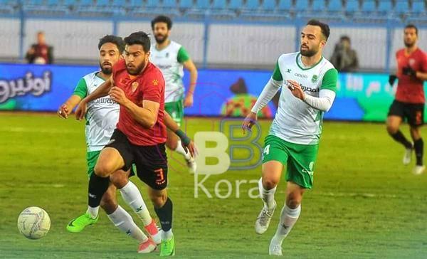 نتيجة مباراة المصري وسيراميكا اليوم في الدوري المصري