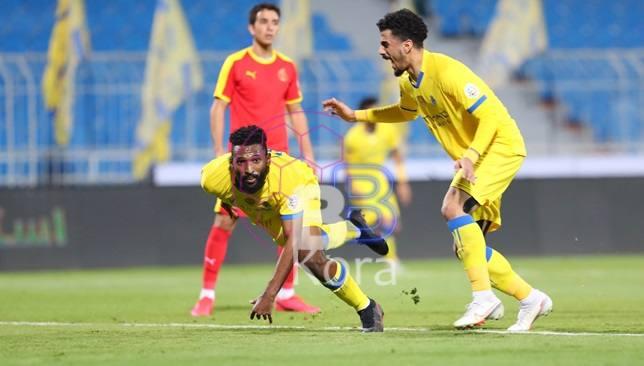 نتيجة مباراة النصر والقادسية الدوري السعودي
