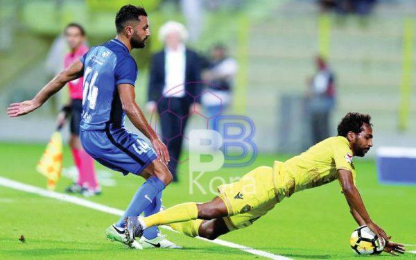 نتيجة مباراة النصر والوصل الدوري الإماراتي