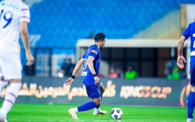 نتيجة مباراة الهلال والعين الدوري السعودي للمحترفين