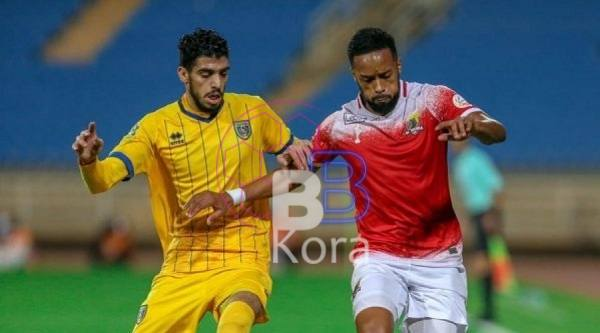 نتيجة مباراة الوحدة والتعاون الدوري السعودي
