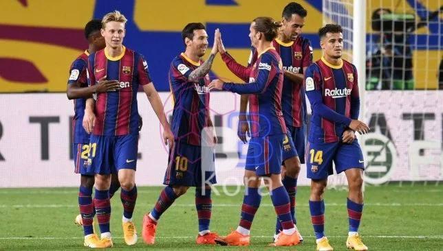 نتيجة مباراة برشلونة وباريس سان جيرمان دوري أبطال أوروبا