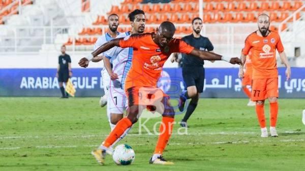 نتيجة مباراة حتا وعجمان الدوري الإماراتي