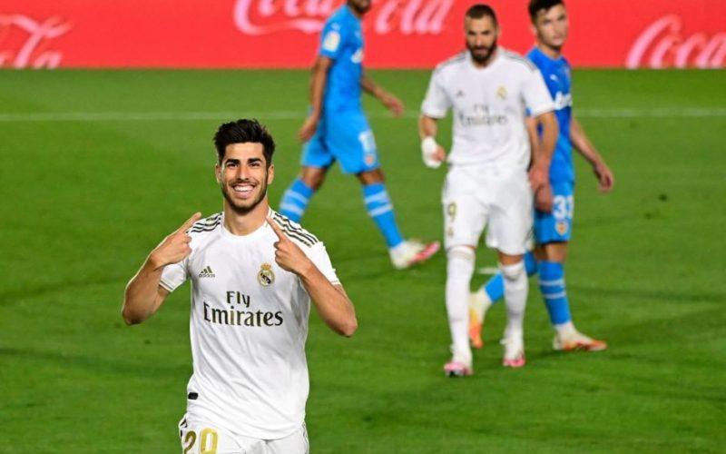 نتيجة وملخص مباراة ريال مدريد وفالنسيا الدوري الإسباني