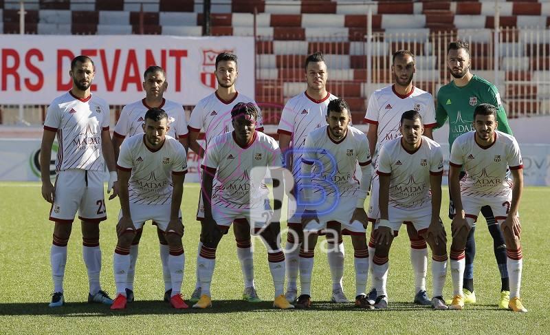 نتيجة مباراة شباب رياضي بلوزداد ومازيمبي دوري أبطال إفريقيا