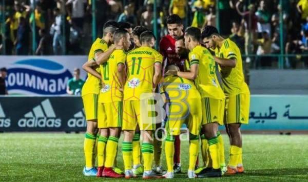 نتيجة مباراة شبيبة القبائل والملعب المالي