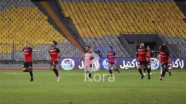 أهداف مباراة طلائع الجيش والقناة كأس مصر