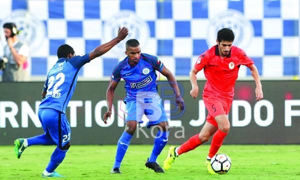 نتيجة مباراة عجمان والنصر الدوري الإماراتي